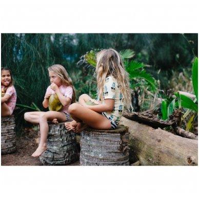 Apsauginis Maudynių Drabužis Punky Pineapple 4