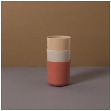 Bamboo mug 3 pack Fog/Rye/Brick | CINK