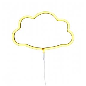 Debesėlio lempa Geltona | A Little Lovely Company
