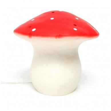 Didelio Raudono Grybo lempa