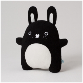 Riceberry Black Medium Cushion | Noodoll