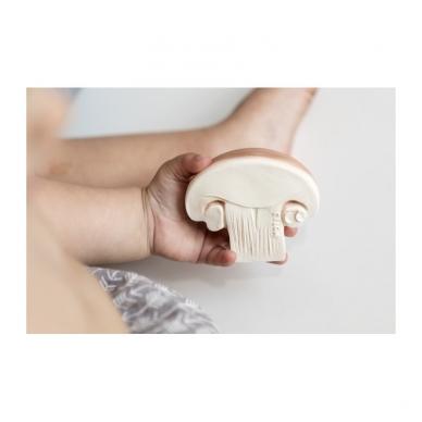 Teether Manolo the Mushroom 3