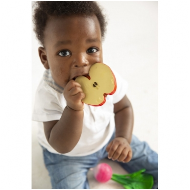 Teether Pepita the Apple 4