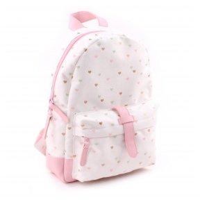 Kuprinė Balta Pink Mini
