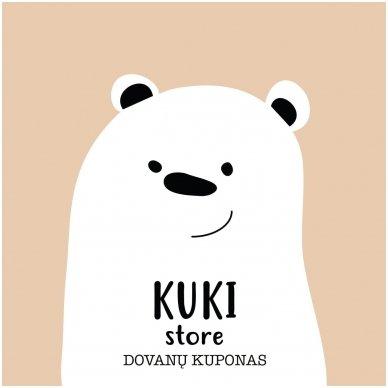 KUKI store Dovanų Kuponas 20 Eur