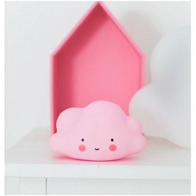 Maža Debesėlio Lempa Rožinė | A Little Lovely Company 4