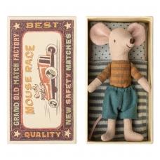 Peliukas Didysis Brolis, Dėžutėje  '19