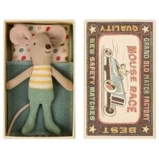 Peliukas Mažylis Brolis, Dėžutėje
