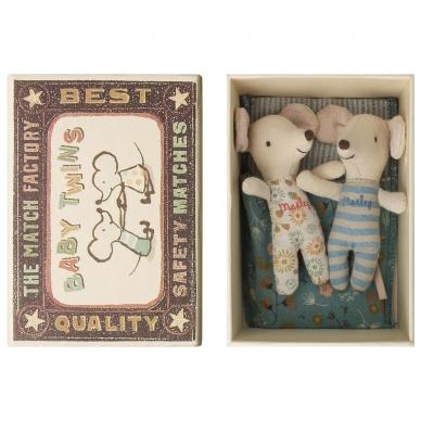 Peliukai Dvynukai Dėžutėje