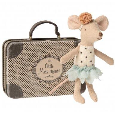 Pelytė Mažoji Sesė, lagaminėlyje