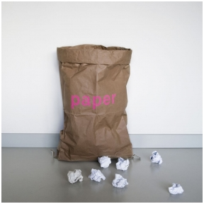 """Popierinis maišas """"paper"""""""