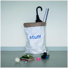 """Popierinis maišas """"stuff"""""""