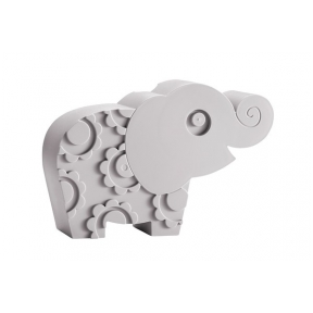 Lunchbox Elephant Grey | BLAFRE
