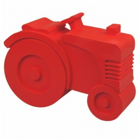 Lunchbox Tractor Red | BLAFRE