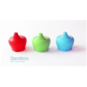Apsauginiai Dangteliai gėrimams TOT Sandbox 3 vnt.