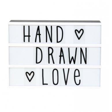 Simbolių rinkinys Lempai: Hand drawn | A Little Lovely Company 3