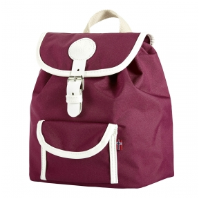 Backpack Plum Red | BLAFRE