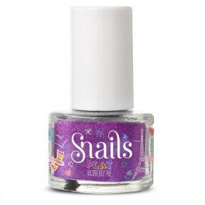 SNAILS MINI RASPBERRY PIE– PLAY nail polish