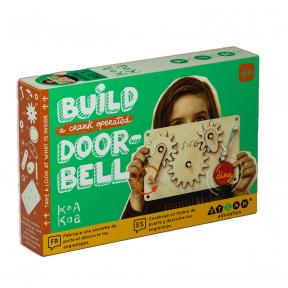 STEAM set BUILD DOOR-BELL, 6+ y.