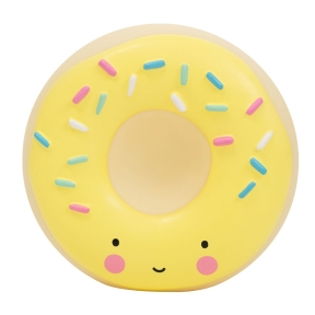 Moneybox Yellow Donut | A Little Lovely Company