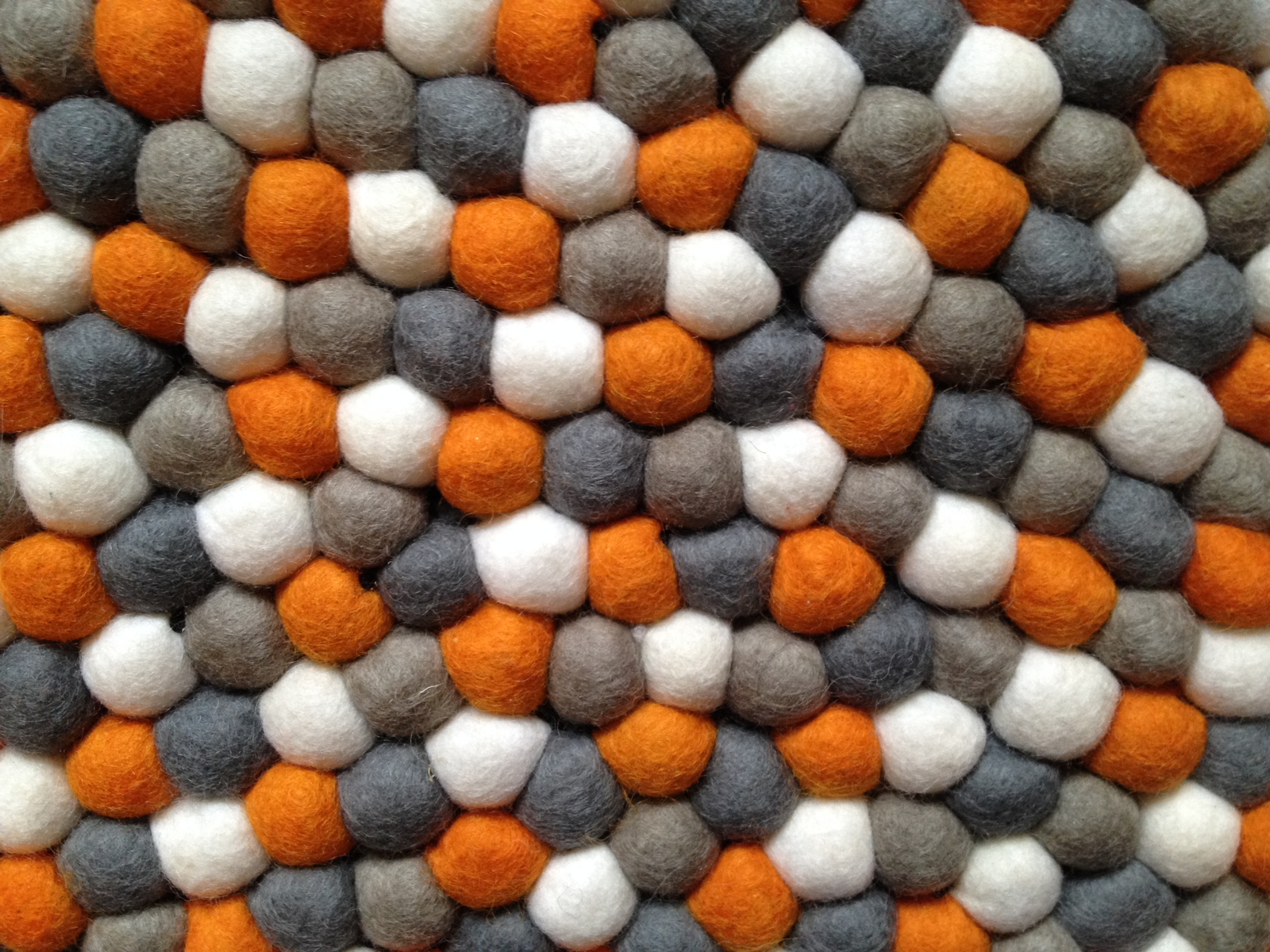 Orange Round Rugs Rugs Ideas