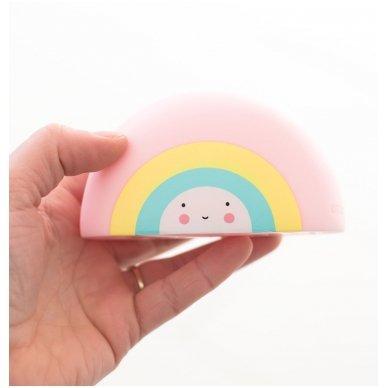 Vonios žaislas - Vaivorykštė | A Little Lovely Company 4