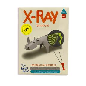 X-RAY GYVŪNAI, nuo 6 m.