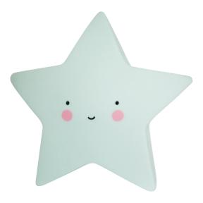 Žvaigždutės lempelė Mėtinė | A Little Lovely Company