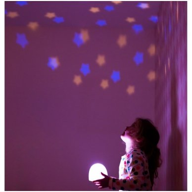 Žvaigždučių šviestuvas | A Little Lovely Company 7