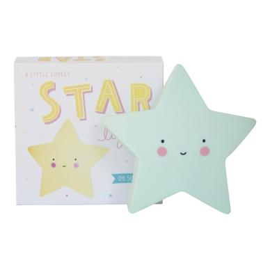 Žvaigždutės lempelė Mėtinė | A Little Lovely Company 2